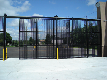 Overhead Sliding Gate
