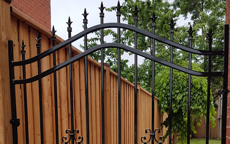 residential gate